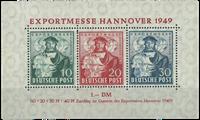 Allemagne Zones - 1949