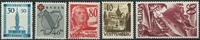 Zone francaise - 1945-49