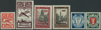 Empire allemand et régions - 1875-1959