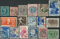 Pays-Bas - Collection - 1852-1980