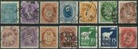 Norge - Parti - 1863-1950