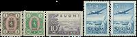 Finland - Samling - 1885-1972