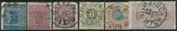 Sverige - Samling - 1855-1928