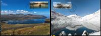 Færøerne - Leynavatn og Eidis - Maximumskort
