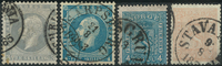 Norge - 1856-68