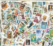 Hele verden - 5000 forskellige stemplede frimærker