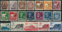 Norge - Parti - 1906-38