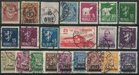 Norge - Parti - 1894-1940