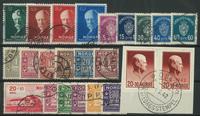 Norge - Parti - 1889-1942
