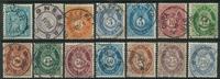 Norge - Parti - 1863-84