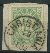 Norge - 1882