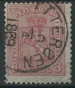 Norge - 1868