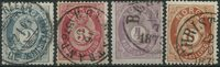 Norge - 1872-75