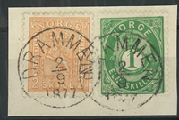 Norge - 1867-75