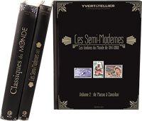 Yvert & Tellier - Classiques Du Monde 1840-1940 Semi Modernes 1/2 1941-1960