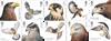 Grande-Bretagne - Oiseaux de proie - Série neuve 10v