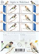 Netherlands - EUROPA 2019 National Birds - Mint sheetlet