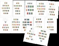 Island - Stemplet samling