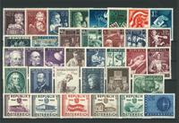 Autriche - Lot - 1949-56
