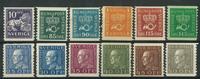 Sverige - 1925-36