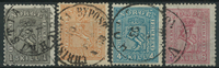 Norge - 1867-68