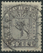 Norge - 1863