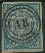 Norge - 1855