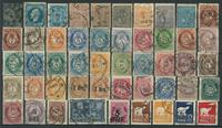 Norge - Parti - 1855-1925