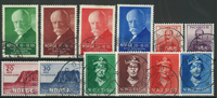 Norge - 1936-39