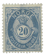 Norge - 1883