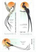纳米比亚, 寡妇鸟也叫主教鸟