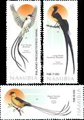 Namibie - Veuve oiseau - Série neuve 3v