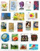 Frankrig - Kilovare - Billedmærker - 100g