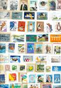 Finlandia - francobolli a peso 500 g