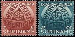 Surinam 1949 - NVPH 278/79 - neuf
