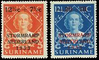 Surinam 1953 - NVPH 295/96 - neuf