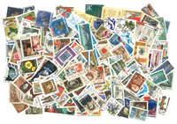 Russia - 1000 different stamps