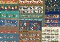 Danemark - Vignettes de Noël - 1964-2007