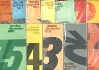 Denmark - Year sets - 1970-83