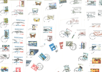 Groenlandia - Lotes de stock