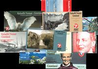 Groenland - Carnets de timbres - 1999-2001