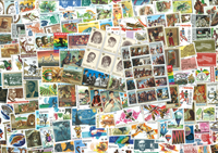 Rwanda - 865 different stamps and 18 souvenir sheets