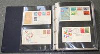 Países Bajos - sobres 1er día - 1957-83