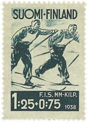 Finlande - LAPE 208 - Neuf