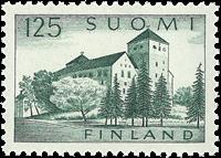 Finland - LAPE 533 - Postfrisk