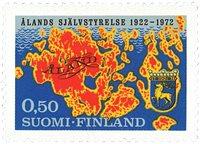 Finland - LAPE 704 - Postfrisk