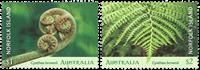 Australie - Fougères - Timbre neuf