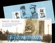 Ranska - Yhteisjulkaisu Puolan kanssa - Postituoreena