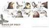 England - Rovfugle - Førstedagskuvert