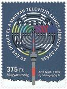 Ungarn - TV - Postfrisk frimærke